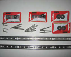 Adjustable Sliding Jib Track Kit - £55.50